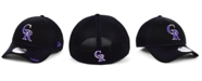 New Era Colorado Rockies Core Neo 39THIRTY Stretch Fitted Cap