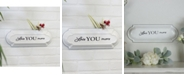"VIP Home & Garden VIP Home International Metal ""Love You More"" Sign"