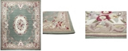 KM Home CLOSEOUT!  Palace Garden Aubusson Sage 8' x 10' Area Rug