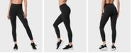 Yvette High Waist Running Tights Training Tights Capris Active Leggings for Women Tummy Control - Sculpt Series