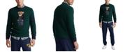 Polo Ralph Lauren Men's Wool Blend Polo Bear Sweater