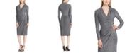 Lauren Ralph Lauren Petite Jersey Long-Sleeve Dress
