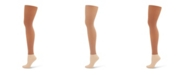 Capezio Footless Tight with Self Knit Waist Band