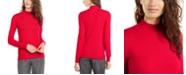 Planet Gold Juniors' Mock-Neck Sweater