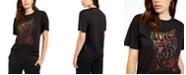 Juicy Couture Ombré Logo Graphic T-Shirt