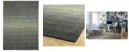 """Kaleen Shades SHD01-75 Gray 7'6"""" x 9' Area Rug"""
