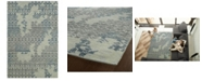 "Kaleen Ceneri CEN01-75 Gray 5' x 7'9"" Area Rug"