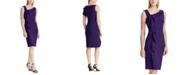 Lauren Ralph Lauren Sleeveless Satin Dress