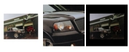 """Northlight LED Lighted Ford Trucks at O'Briens Auto Service Canvas Wall Art, 12"""" x 15.75"""""""
