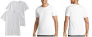 Jockey Men's 2-Pk. MaxStretch Crew Neck T-Shirts