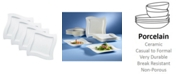 Villeroy & Boch New Wave Set/4 Dinner Plate