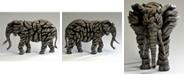 Enesco Edge Elephant Figure