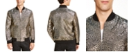 INC International Concepts INC Men's Big & Tall Party Brocade Bomber Jacket, Created For Macy's