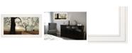 "Trendy Decor 4U Millersburg Sunrise by Lori Deiter, Ready to hang Framed Print, White Frame, 27"" x 15"""