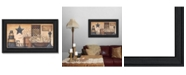 Trendy Decor 4U Trendy Decor 4U Family By Carrie Knoff, Printed Wall Art, Ready to hang, Black Frame Collection