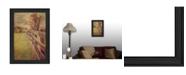 "Trendy Decor 4U Life Goes On By Kathy Jennings, Printed Wall Art, Ready to hang, Black Frame, 14"" x 20"""