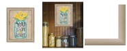 "Trendy Decor 4U Sunshine By Deb Strain, Printed Wall Art, Ready to hang, Beige Frame, 14"" x 18"""