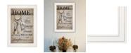 """Trendy Decor 4U House Keys by Robin-Lee Vieira, Ready to hang Framed Print, White Frame, 15"""" x 21"""""""