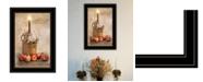 """Trendy Decor 4U Say A Prayer by Robin-Lee Vieira, Ready to hang Framed Print, Black Frame, 15"""" x 21"""""""