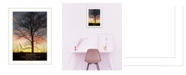 "Trendy Decor 4U Passion By Trendy Decor4U, Printed Wall Art, Ready to hang, White Frame, 14"" x 10"""