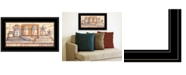 """Trendy Decor 4U Do What You Love by Mary June, Ready to hang Framed Print, Black Frame, 21"""" x 12"""""""