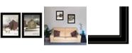 Trendy Decor 4U Trendy Decor 4U Cold Winter 2-Piece Vignette by Billy Jacobs, Frame Collection