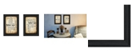 """Trendy Decor 4U Parents Collection By Susan Ball, Printed Wall Art, Ready to hang, Black Frame, 20"""" x 14"""""""
