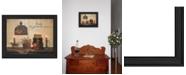 "Trendy Decor 4U Trendy Decor 4U Forever Family By SUSAn Boyer, Printed Wall Art, Ready to hang, Black Frame, 18"" x 14"""