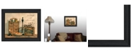 """Trendy Decor 4U Friendship is the Spice of Life By Billy Jacobs, Printed Wall Art, Ready to hang, Black Frame, 18"""" x 14"""""""
