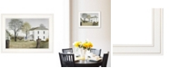 """Trendy Decor 4U Spring Cleaning by Billy Jacobs, Ready to hang Framed Print, White Frame, 21"""" x 15"""""""