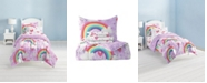 Dream Factory Unicorn Rainbow Bed in a Bag