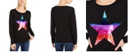 INC International Concepts INC Sequin Star Sweater, Created For Macy's