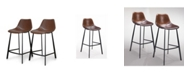 Cenports Pablo Counter Stool - Set of 2