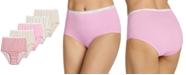 Jockey Women's Classics Cotton 5 Pack Brief Underwear 1743