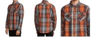 RVCA Men's Muir Flannel Shirt
