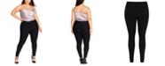 City Chic Trendy Plus Size Asha Skinny Jeans