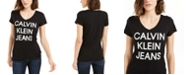 Calvin Klein Jeans Stacked Logo T-Shirt