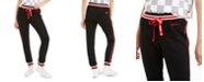Dickies Juniors' Striped Graphic Jogger Pants