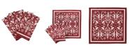 SKL Home Christmas Carol Napkin - Set of 4