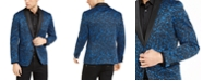 INC International Concepts INC Men's Slim-Fit Paint Splatter Knit Blazer, Created For Macy's