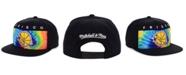 Mitchell & Ness Golden State Warriors Breeze Panel Snapback Cap