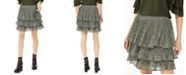 Michael Kors Tiered Ruffled Skirt