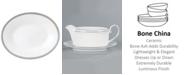 "Vera Wang Wedgwood Dinnerware, Grosgrain Gravy Boat Stand -""Only"""