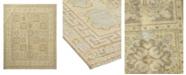 "Timeless Rug Designs CLOSEOUT! One of a Kind OOAK913 Hazelnut 8'3"" x 9'4"" Area Rug"