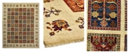"""Timeless Rug Designs CLOSEOUT! One of a Kind OOAK1047 Bone 8' x 10'1"""" Area Rug"""