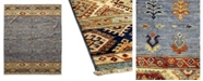 """Timeless Rug Designs CLOSEOUT! One of a Kind OOAK1057 Slate 6'8"""" x 10'4"""" Area Rug"""