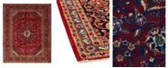 """Timeless Rug Designs CLOSEOUT! One of a Kind OOAK1542 Red 9'6"""" x 13'4"""" Area Rug"""