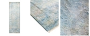 """Nourison CLOSEOUT! Timeless Rug Designs One of a Kind OOAK1762 Multi 2'7"""" x 8' Runner Rug"""