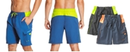 "Speedo Men's Marina Sport VaporPLUS 9"" Swim Trunks"