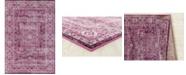 "Asbury Looms Abigail Maren 713 21081 1013 Pink 9'10"" x 13'2"" Area Rug"